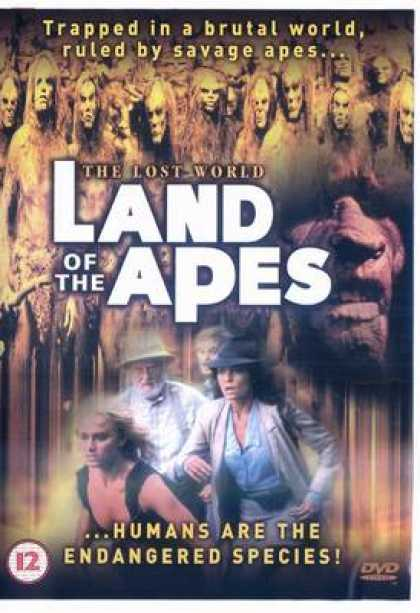 TV Series - The Lost World Land Of The Apes