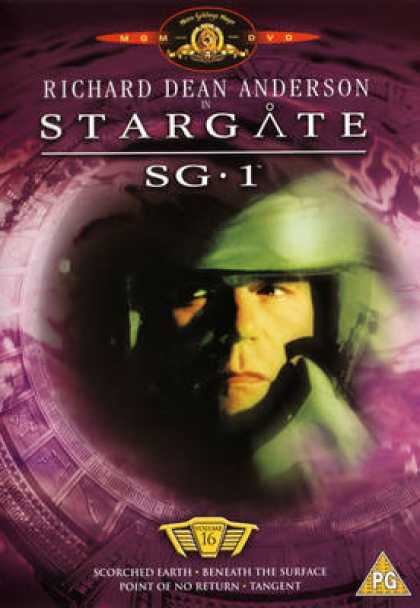 TV Series - Stargate SG1