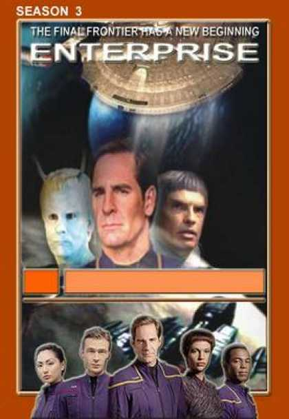 TV Series - Star Trek Enterprise