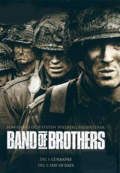 TV Series - Band Of Brothers SWEDISH