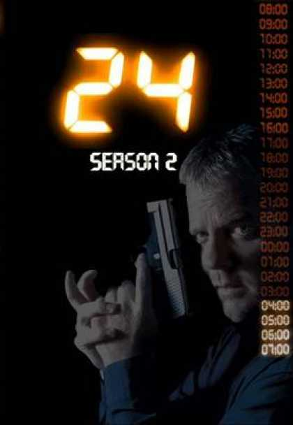 TV Series - 24 Twentyfour (disc 6)