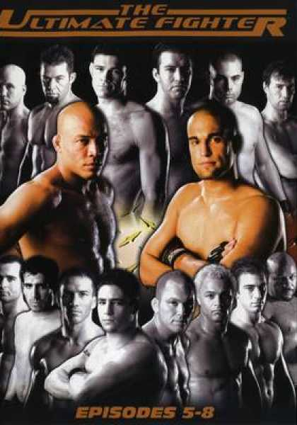 TV Series - The Ultimate Fighter Disc2