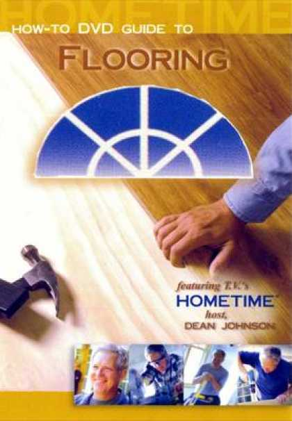 TV Series - Hometime How-To DVD Guide To Flooring