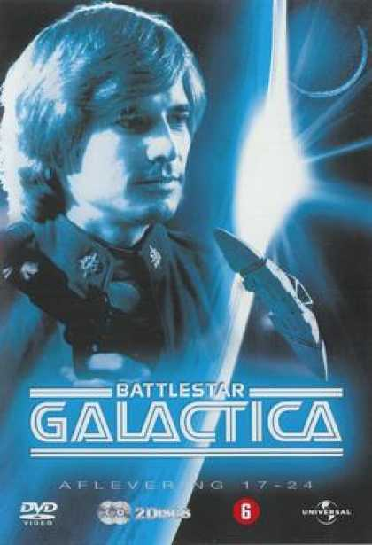 TV Series - Battlestar Galactica Episodes 17-24