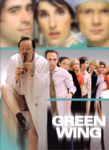 TV Series - Green Wing