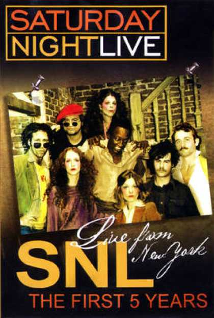 TV Series - SNL - The First 5 Years