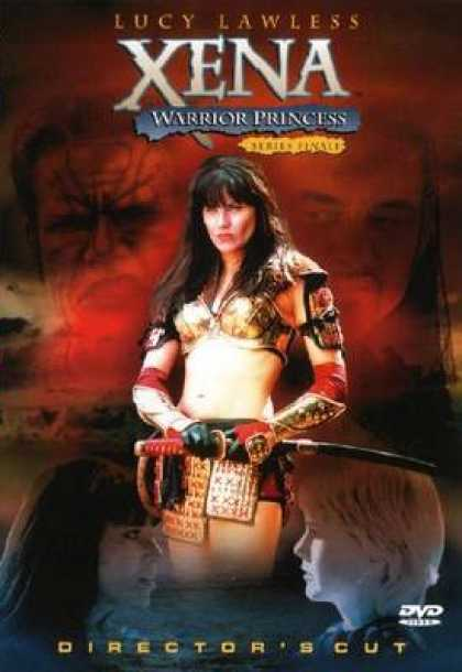 TV Series - Xena Warrior Princess Season