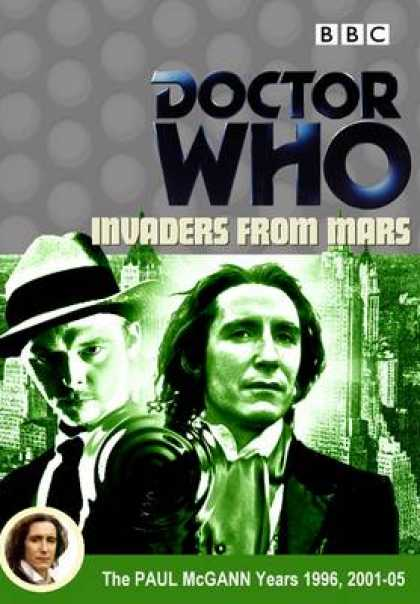 TV Series - Doctor Who - Invaders From Mars