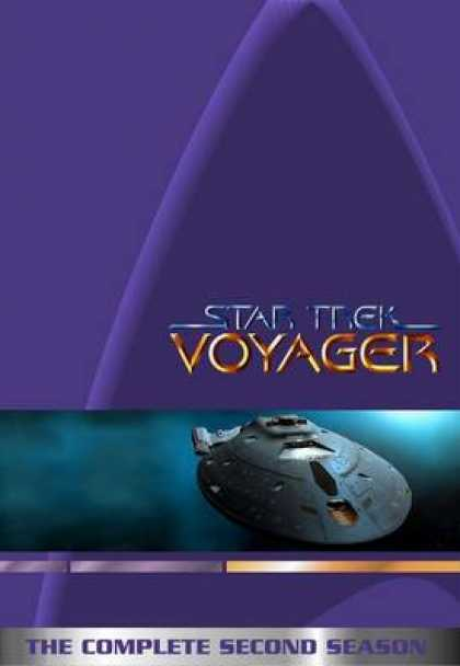 TV Series - Star Trek Voyager 2.5 Hq The complete second