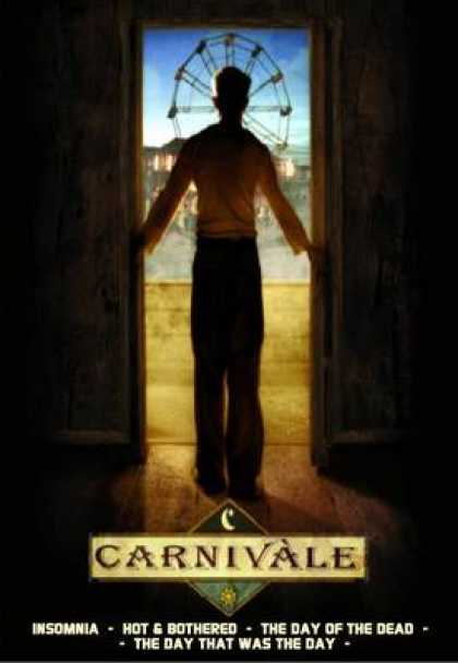 TV Series - Carnivale Episodes 9 - 12 H C
