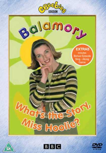 TV Series - Balamory Whats The Story Miss Hoolie