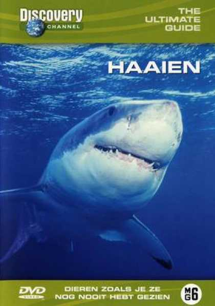 TV Series - Discovery Channel - Haaien