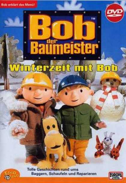 TV Series - Bob The Builder - Wintertime With Bob German