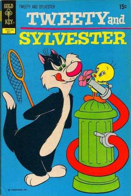 Tweety and Sylvester 24