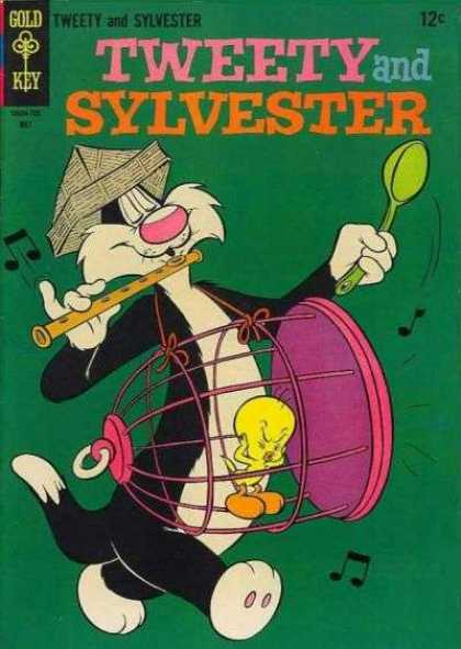 Tweety and Sylvester 6
