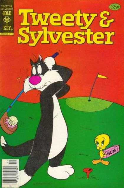 Tweety and Sylvester 87
