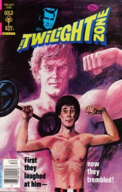 Twilight Zone 88 - Rod Serline - Muscle Building - Weight Lifting - Revenge - Underweight
