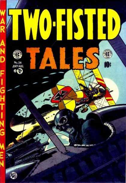 Two-Fisted Tales 34