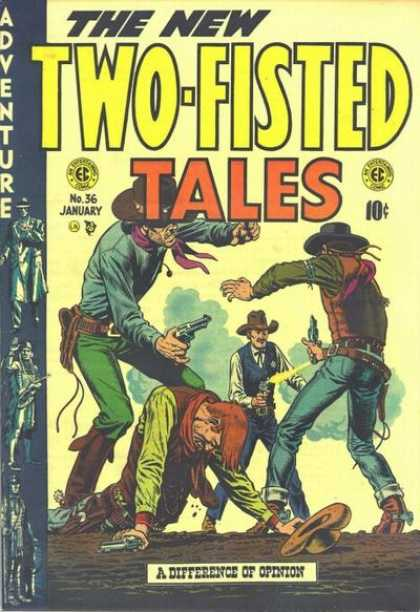 Two-Fisted Tales 36 - John Severin