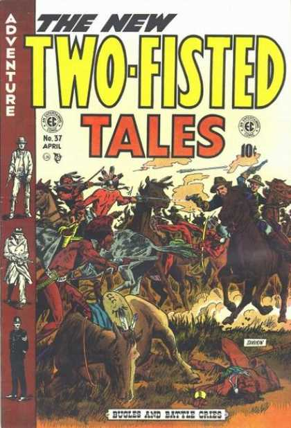 Two-Fisted Tales 37 - John Severin