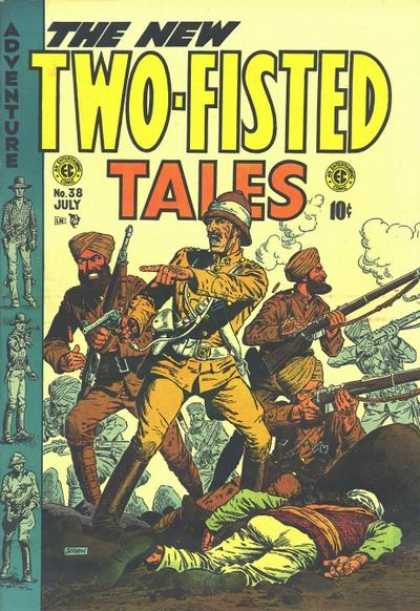Two-Fisted Tales 38 - John Severin