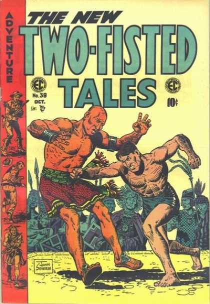 Two-Fisted Tales 39 - John Severin