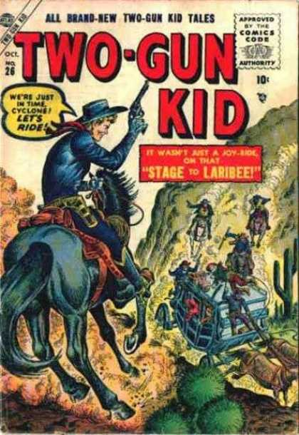 Two-Gun Kid 26