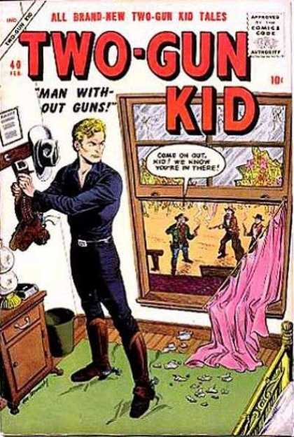 Two-Gun Kid 40