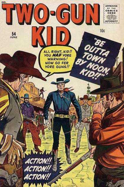 Two-Gun Kid 54