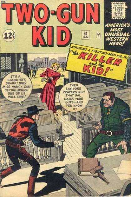 Two-Gun Kid 61