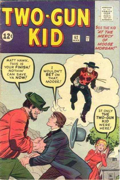 Two-Gun Kid 62