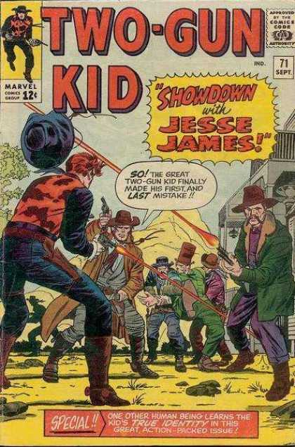 Two-Gun Kid 71