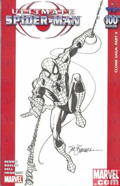 Ultimate Spider-Man 100 - Sal Buscema - Clone Saga - Swinging On Web - Marvelcom - Part 4 - Hennessy