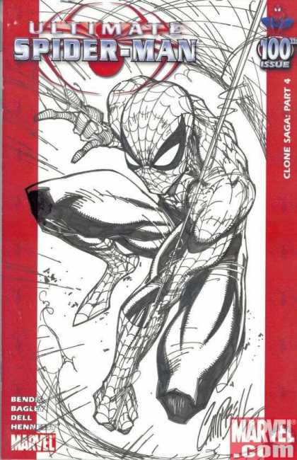 Ultimate Spider-Man 100 - J. Scott Campbell