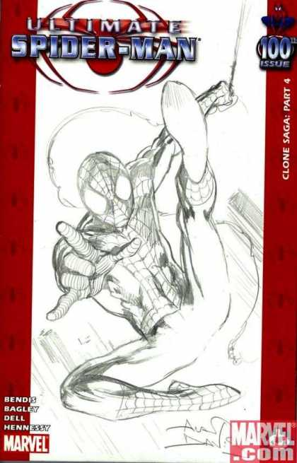 Ultimate Spider-Man 100 - Alan Davis