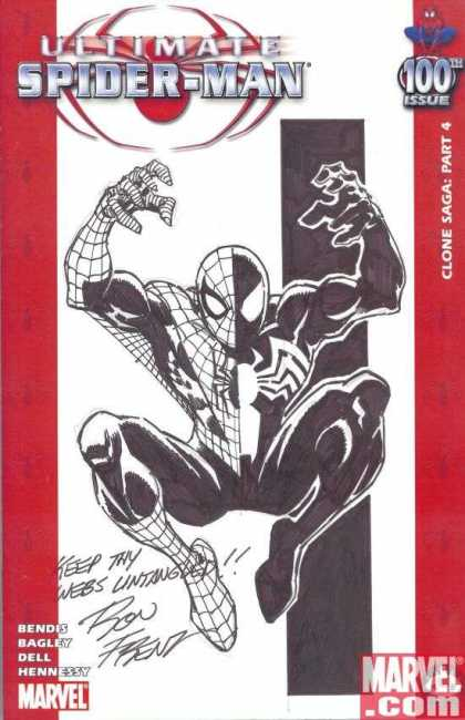 Ultimate Spider-Man 100 - Ron Frenz