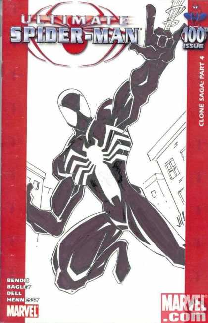 Ultimate Spider-Man 100 - Jim Hanna