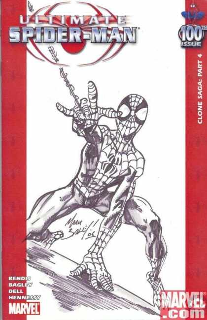 Ultimate Spider-Man 100 - Mark Bagley