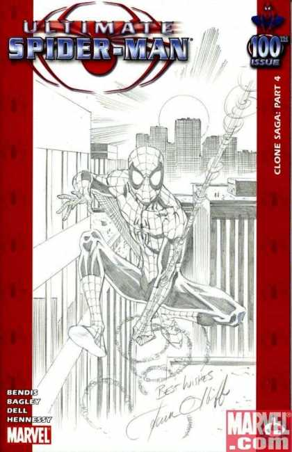 Ultimate Spider-Man 100 - Patrick Olliffe