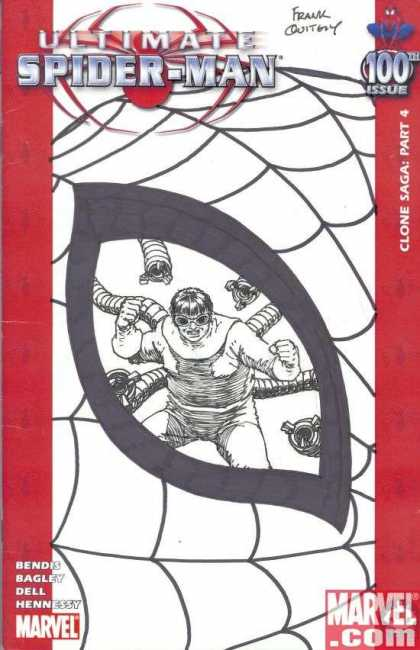 Ultimate Spider-Man 100 - Frank Quitely
