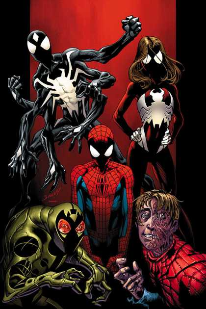 Ultimate Spider-Man 103 - Mark Bagley, Richard Isanove