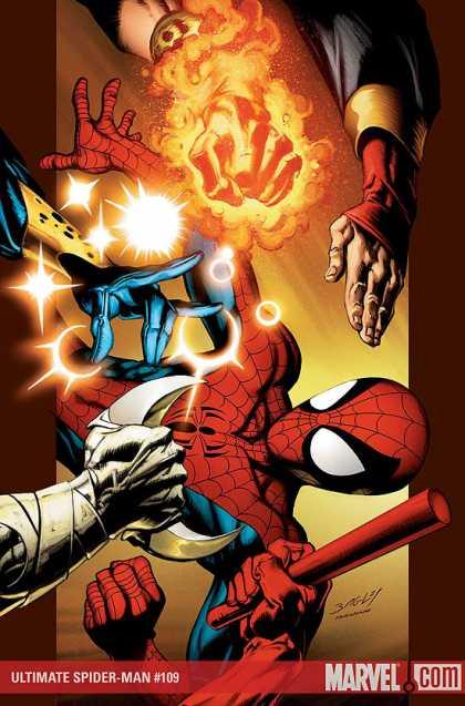 Ultimate Spider-Man 109 - Mark Bagley, Richard Isanove