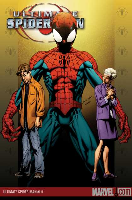 Ultimate Spider-Man 111 - Mark Bagley, Richard Isanove