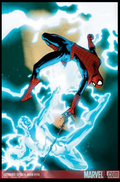 Ultimate Spider-Man 114 - Stuart Immonen
