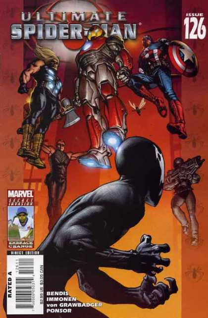 Ultimate Spider-Man 126 - Stuart Immonen