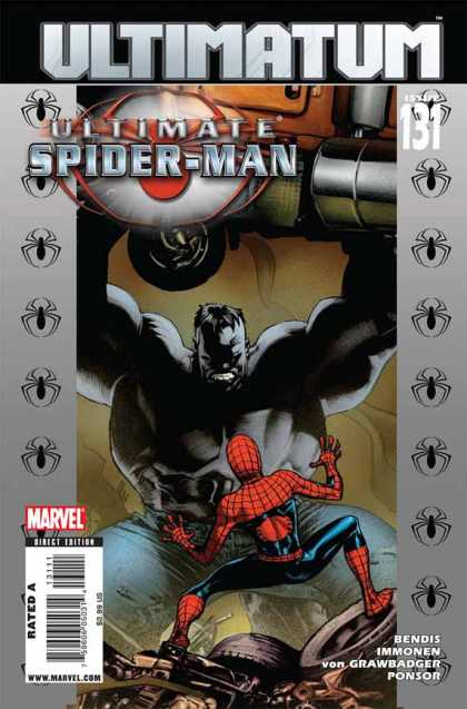 Ultimate Spider-Man 131 - Richard Isanove, Stuart Immonen