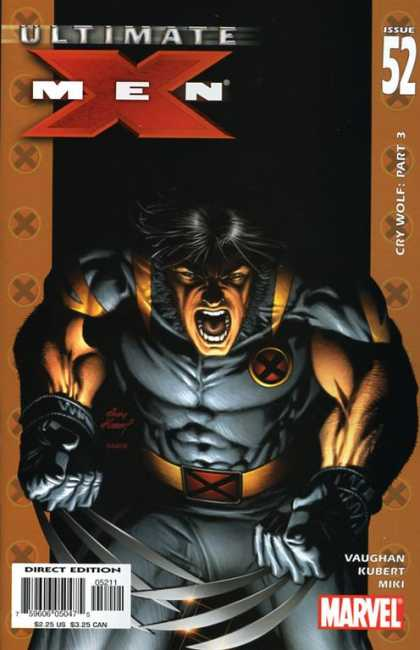 Ultimate X-Men 52 - Andy Kubert, Richard Isanove