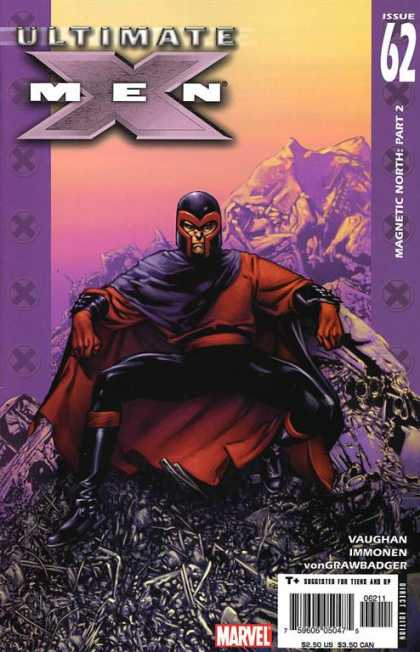 Ultimate X-Men 62 - Richard Isanove, Stuart Immonen