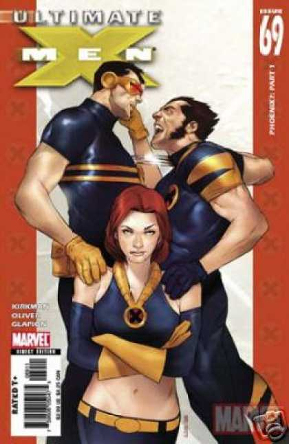 Ultimate X-Men 69
