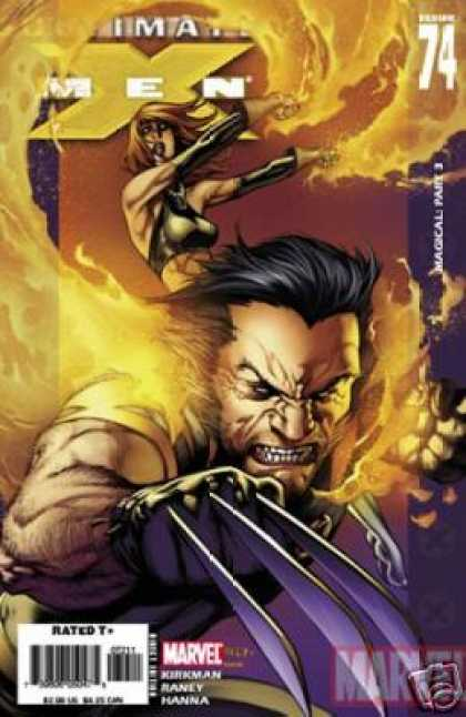 Ultimate X-Men 74 - Richard Isanove, Tom Raney